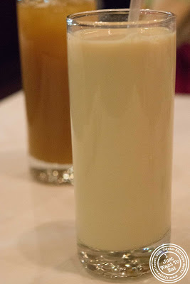 Image of Soy milk at Zen Palate in NYC, New York