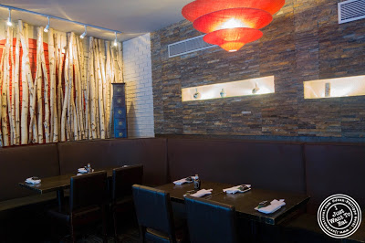 image of Dining room at Sushi Damo in NYC, New York