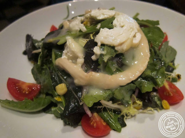 image of salade d'ete at French roast in NYC, New York
