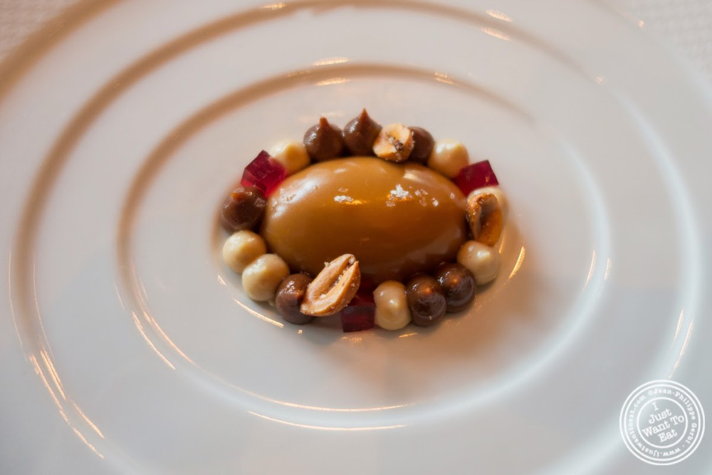 """Loma Sotavento"" dessert at Per Se in New York, NY"