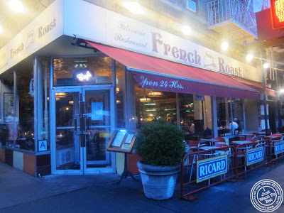 image of French roast in NYC, New York