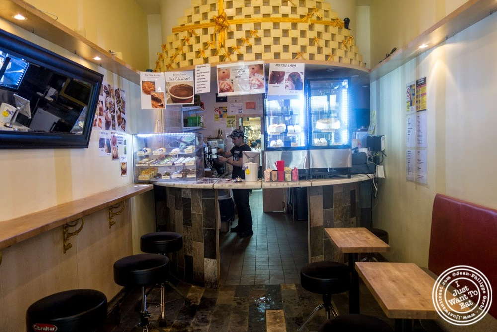 image of Chikalicious Dessert Club in the East Village