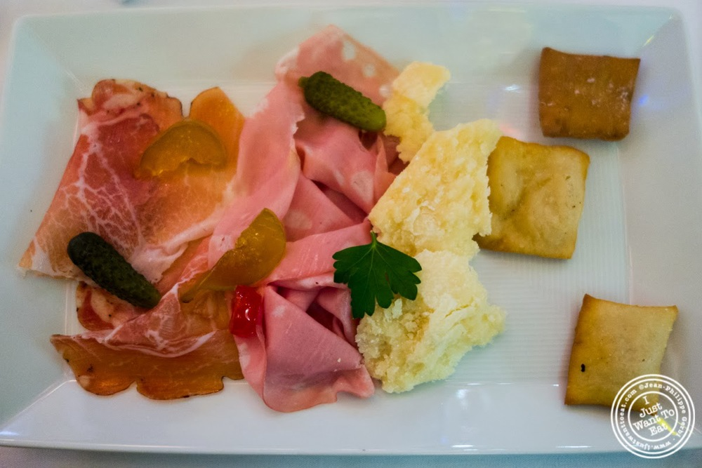 image of Antipasti platter at Circo in NYC, New York