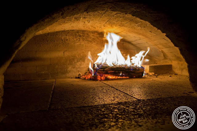image of Wood burning oven at Capizzi  in Hell's Kitchen, NYC, New York
