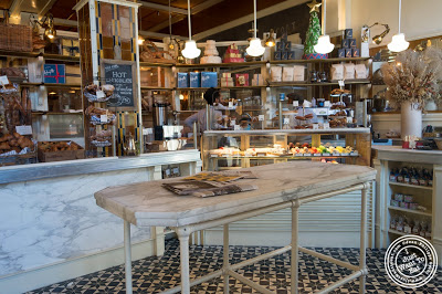 image of bakery at Lafayette in Greenwich Village, NYC, New York