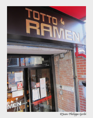 Image of Totto Ramen in NYC, New York