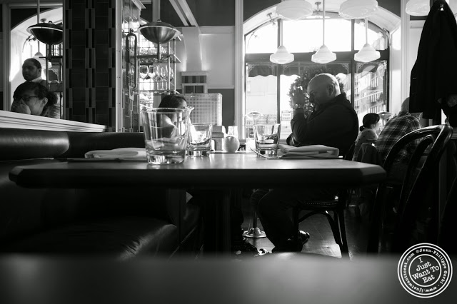 image of Dining room at Lafayette in Greenwich Village, NYC, New York