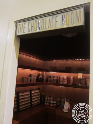 Image of Chocolate room of City Bakery in NYC, New York