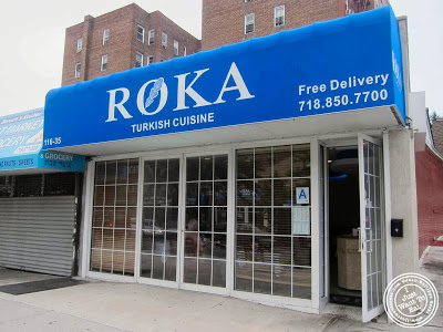 image of Roka Turkish Cuisine in Kew Gardens, NY