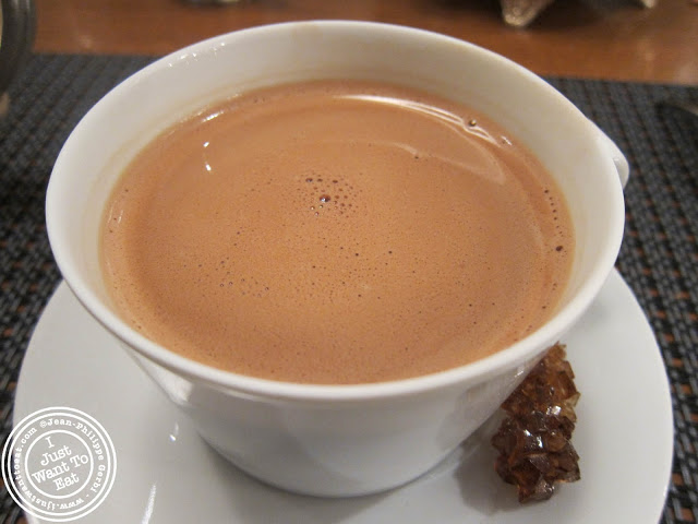 Image of Hot Chocolate at  Fortnum & Mason in London, England