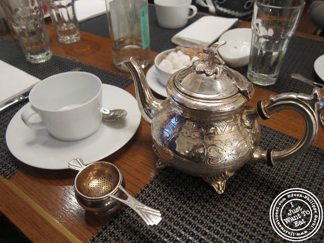 Image of Tea at  Fortnum & Mason in London, England