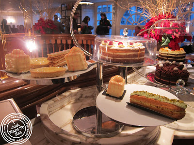 Image of Cakes at  Fortnum & Mason in London, England