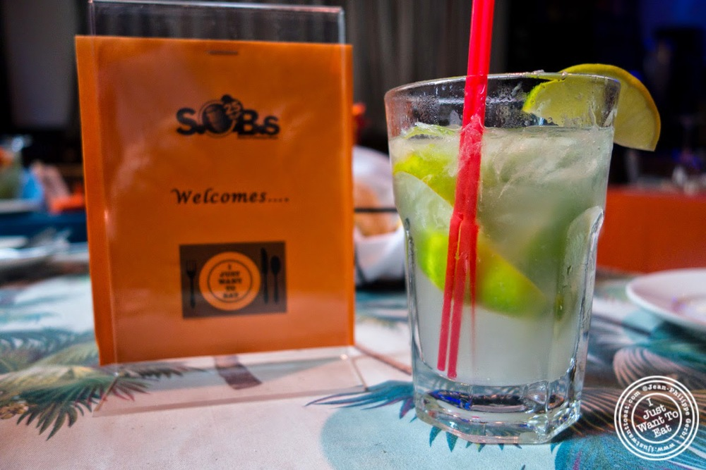 Brunch at Sounds Of Brazil SOB's in NY, New York