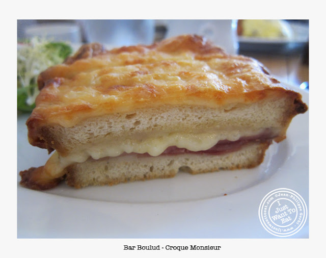 Image of Croque Monsieur at Bar Boulud in NYC, New York