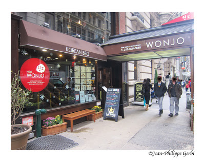 Image of Wonjo Korean Restaurant in Koreatown NYC, New York