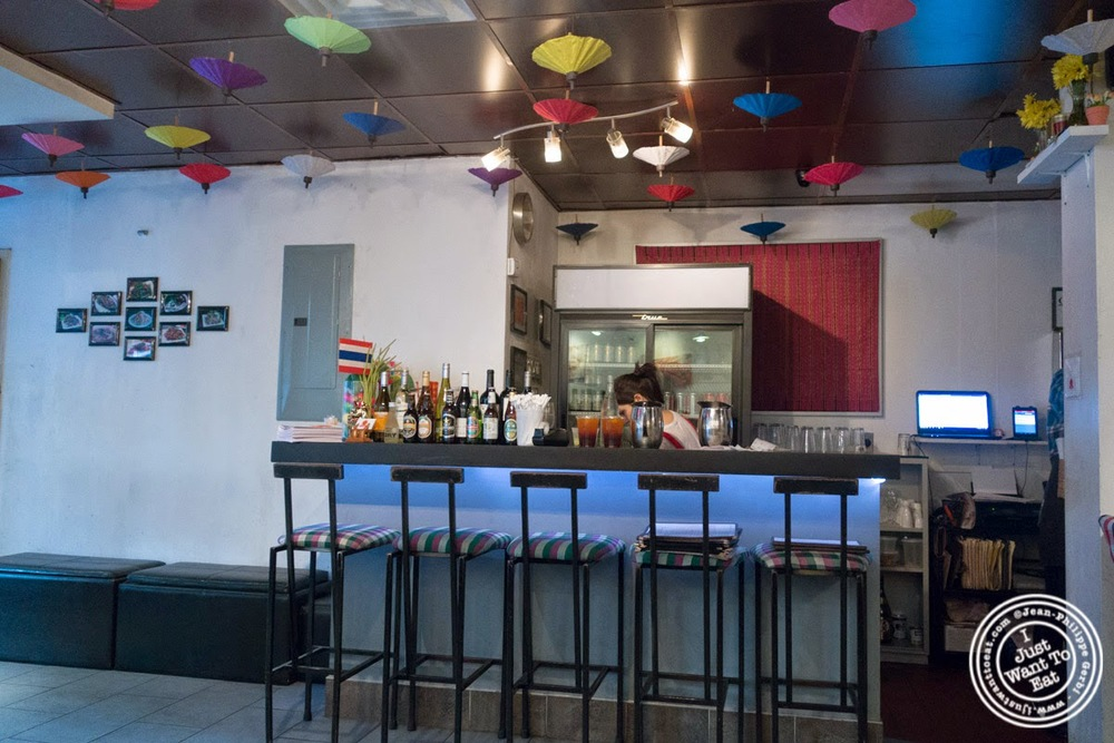 Larb Ubol, Thai restaurant in Hell's Kitchen, NYC, New York