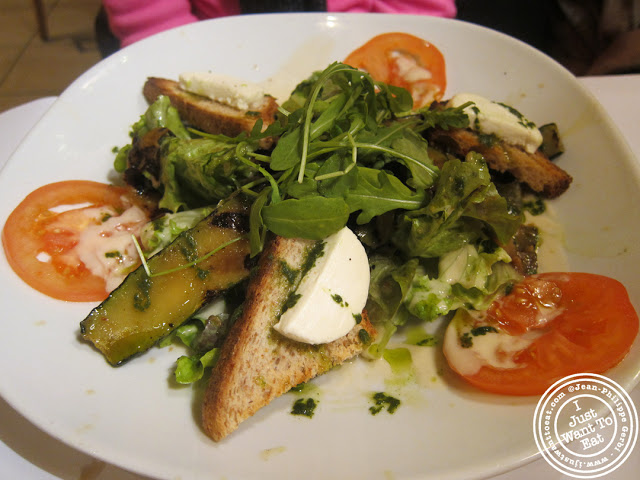 Image of Salade du pere Olivier at Le Franc-Tireur in Paris, France