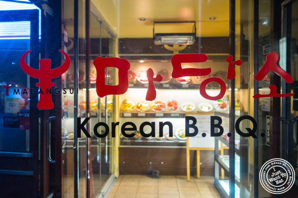 image of Madangsui Korean BBQ in NYC, New York