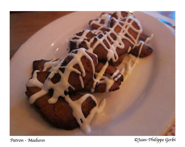 Image of Maduros at Patron Mexican Grill in NYC, New York