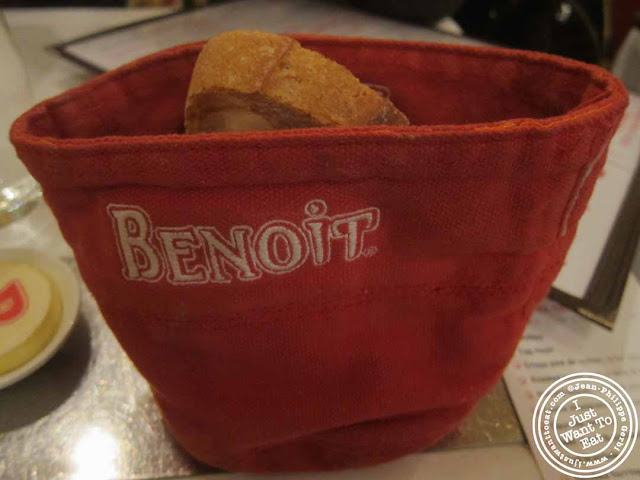 image of bread at  Benoit - NYC, New York - Alain Ducasse
