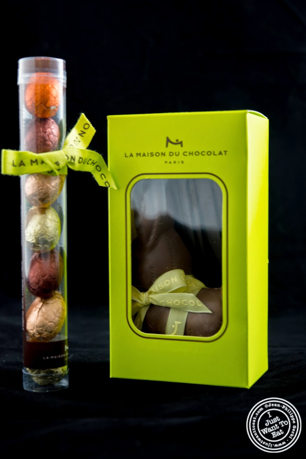 image of La Maison du Chocolat Easter chocolate