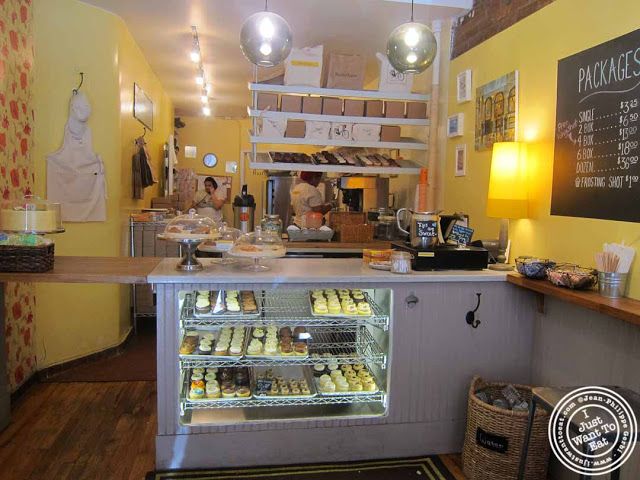 image of Cupcakes at Butter Lane in the East Village, NYC, New York
