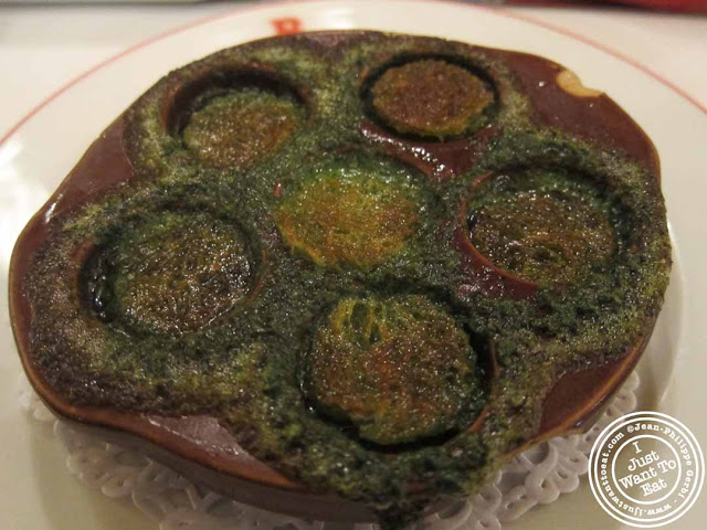 Image of Escargots de Bourgogne (snails) at Benoit - NYC, New York - Alain Ducasse