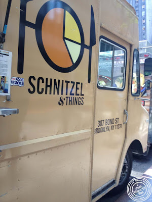 image of Schnitzel and Things Food Truck in NYC, New York