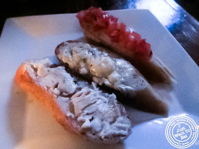 Image of Bruschetta at the Turtle Club in Hoboken, NJ