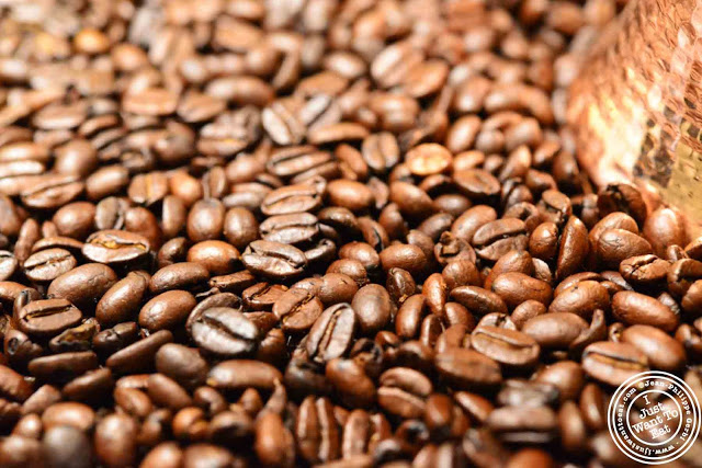 image of Coffee grain at the Museum of Natural History in NYC, New York - Global kitchen exhibit