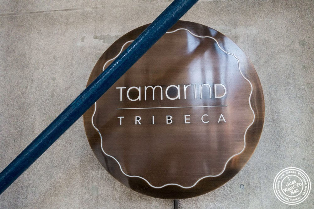image of Tamarind, Indian cuisine, in Tribeca, NYC, New York