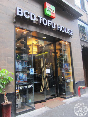 image of BCD Tofu House in Korea Town NYC, New York