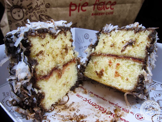image of Lamington at Pie Face in Chelsea, New York