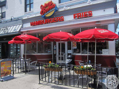 image of Johnny Rockets in Hoboken, NJ