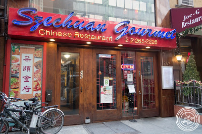 image of Szechuan Gourmet in Midtown West, NYC, New York
