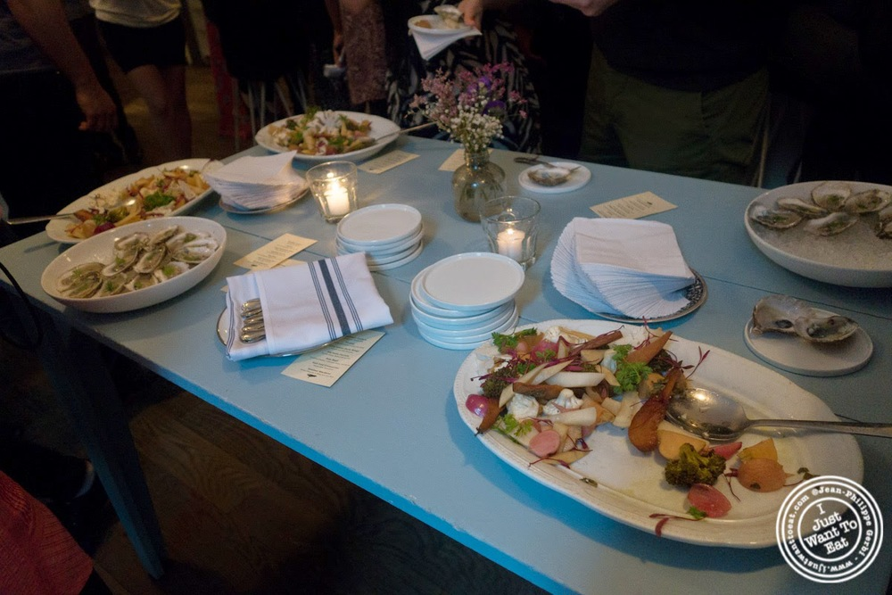 image of food at Skál on the Lower East Side, NYC, New York