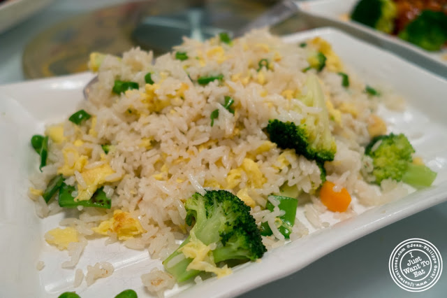 image of fried rice at Szechuan Gourmet in Midtown West, NYC, New York
