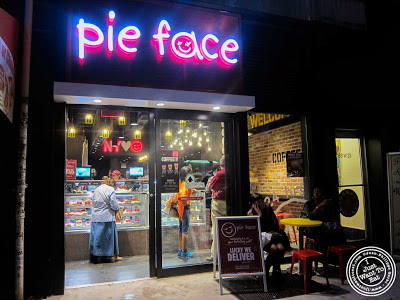 image of Pie Face in Chelsea, New York