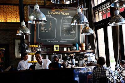 Image of Locanda Verde in Tribeca, NYC, New York