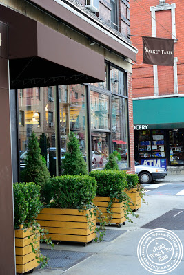 Image of the Entrance of Market Table in the West Village - NYC, New York