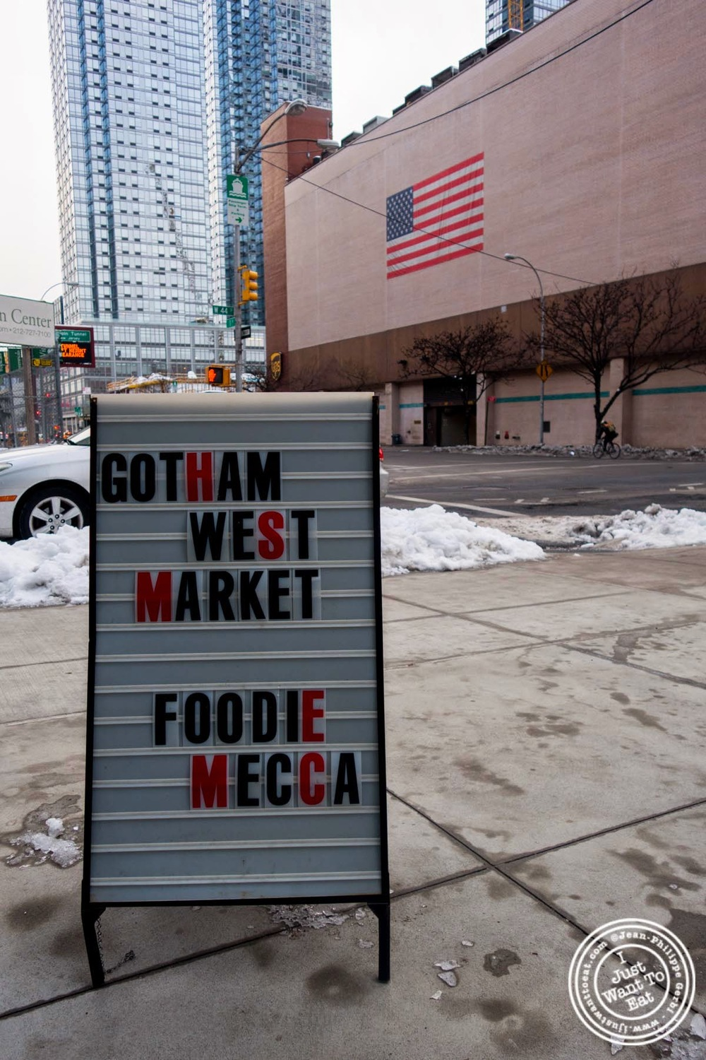 image of The Gotham West Market