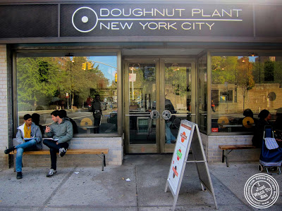 image of Doughnut Plant in NYC, New York