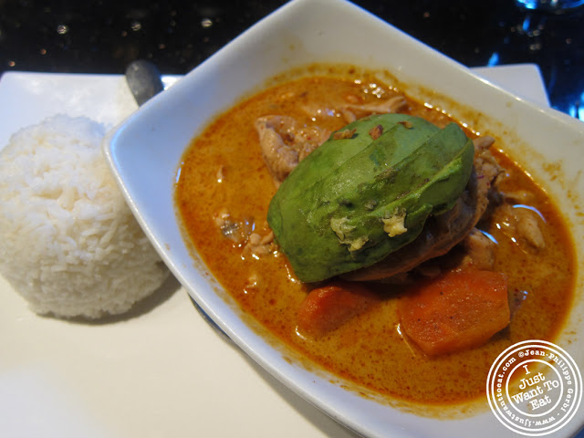 Image of Chicken Massaman at Viv in Hell's Kitchen - NYC, New York