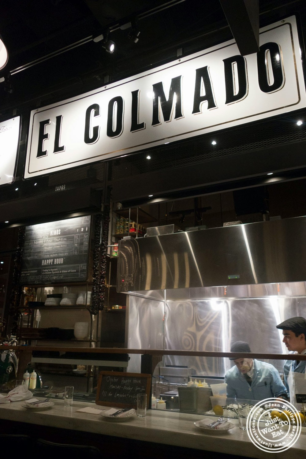 image of El Colmado at The Gotham West Market