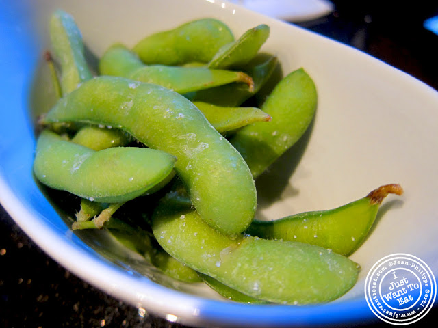 Image of Edamame at Viv in Hell's Kitchen - NYC, New York
