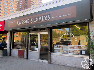 image of Kossar's Bialys in NYC, New York
