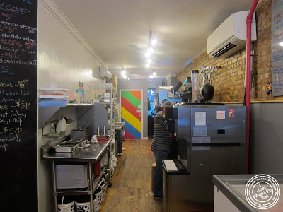 image of The Big Gay Ice Cream Shop in the East Village, NYC, New York