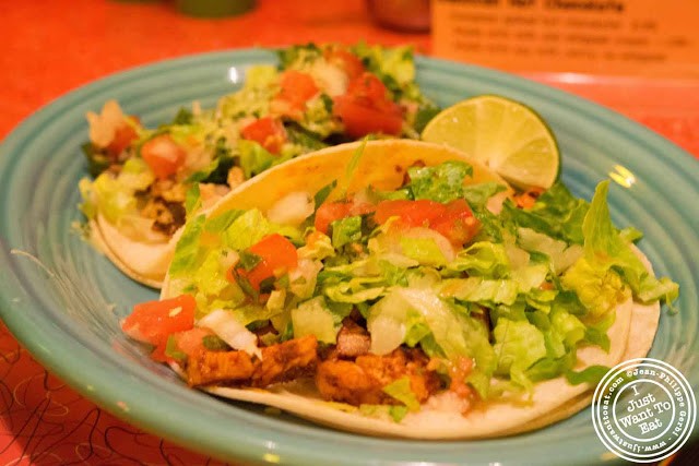 Image of Grilled chicken taco at Hotel Tortuga in NYC, New York