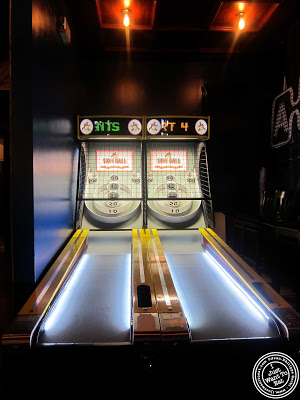 image of skee ball at Little Town NJ in Hoboken, NJ