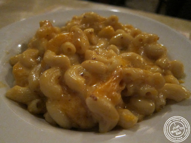 Image of the Mac and cheese at Virgil's Real BBQ in Times Square, NYC, New York